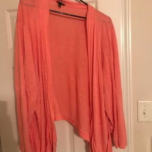 Lightweight cardigan size 3 from Torrid
